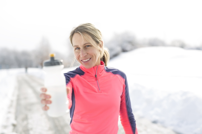Importance of Hydration, Even inWinter