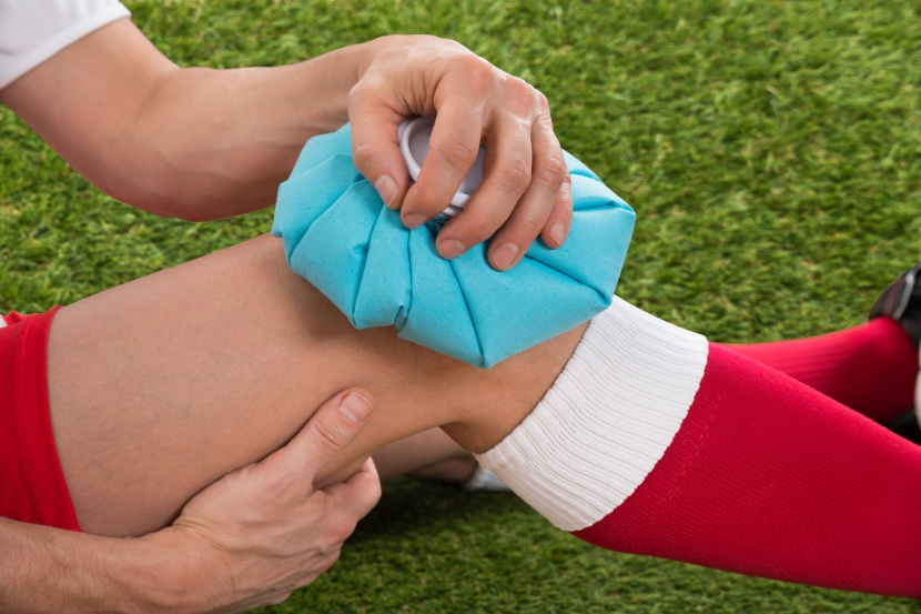 Heat or Ice AfterInjury