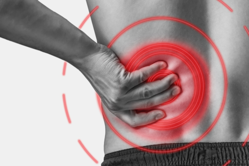 Do I have a lower back strain?